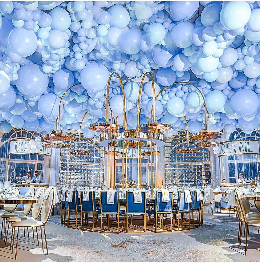 22 Mesmerising & Unique Ceiling Decor Ideas for Wedding Venue, 1 218