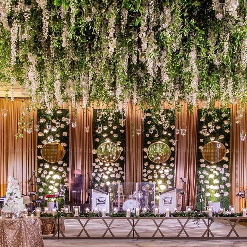 22 Mesmerising & Unique Ceiling Decor Ideas for Wedding Venue, 1 219