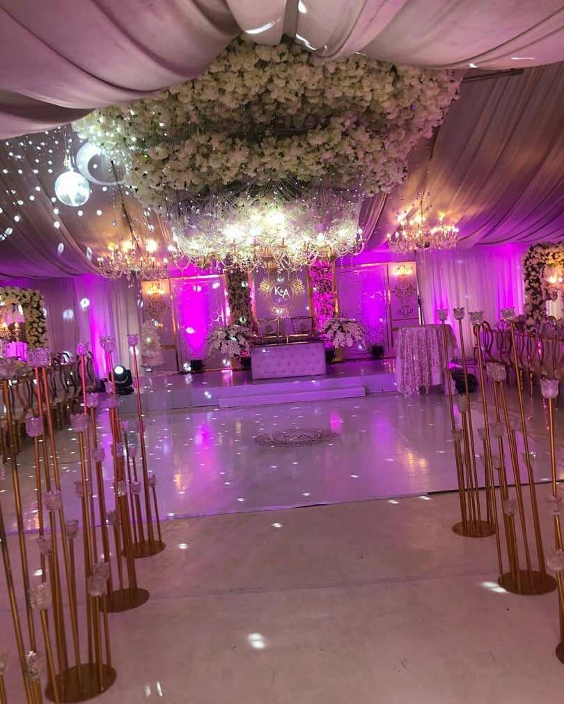 22 Mesmerising & Unique Ceiling Decor Ideas for Wedding Venue, 1 222