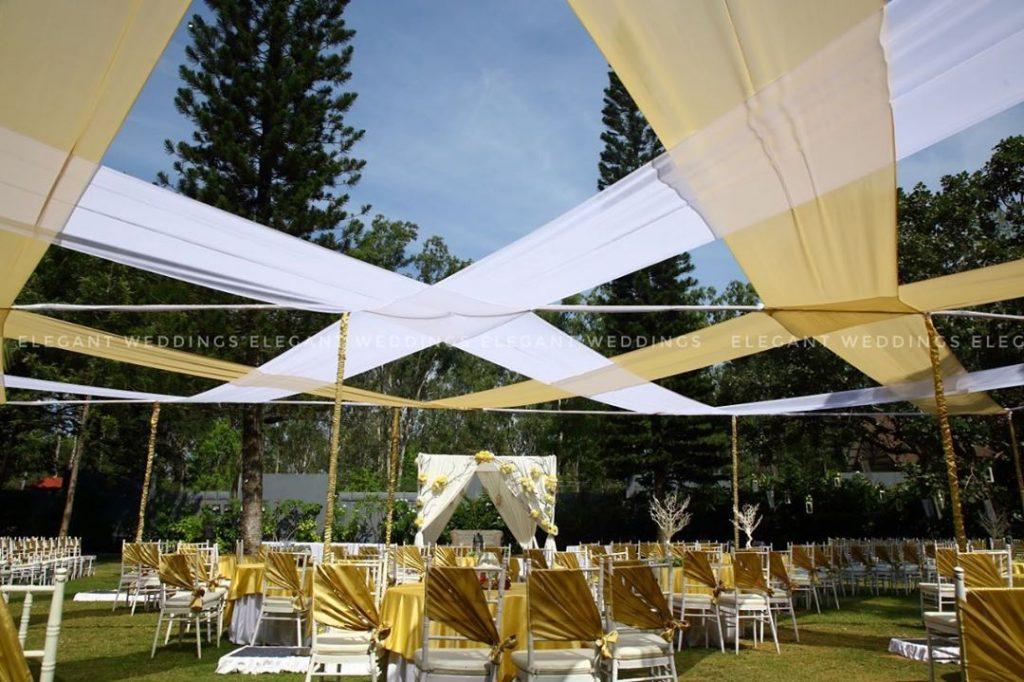 22 Mesmerising & Unique Ceiling Decor Ideas for Wedding Venue, 1 233