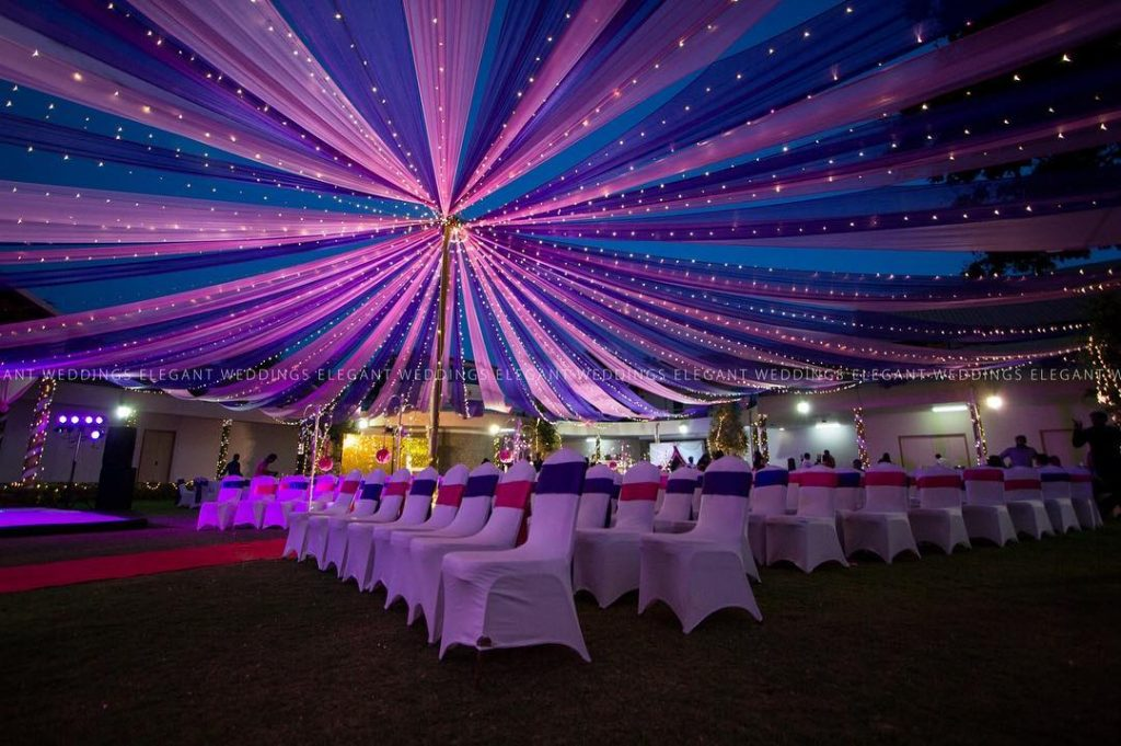22 Mesmerising & Unique Ceiling Decor Ideas for Wedding Venue, 1 234