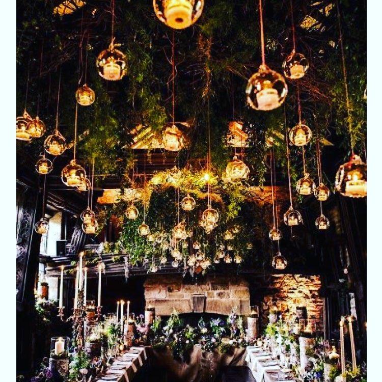22 Mesmerising & Unique Ceiling Decor Ideas for Wedding Venue, 1 4