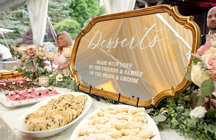 #Timeless trends: Fancy and Elegant Mirror Decor and Welcome Signs, 1 54