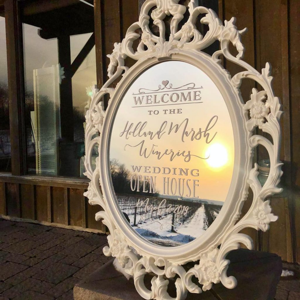 #Timeless trends: Fancy and Elegant Mirror Decor and Welcome Signs, 1 58