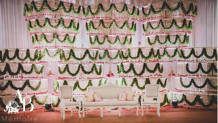 23 Gorgeous Stage Decor Ideas for a Luxurious Wedding, 1 66