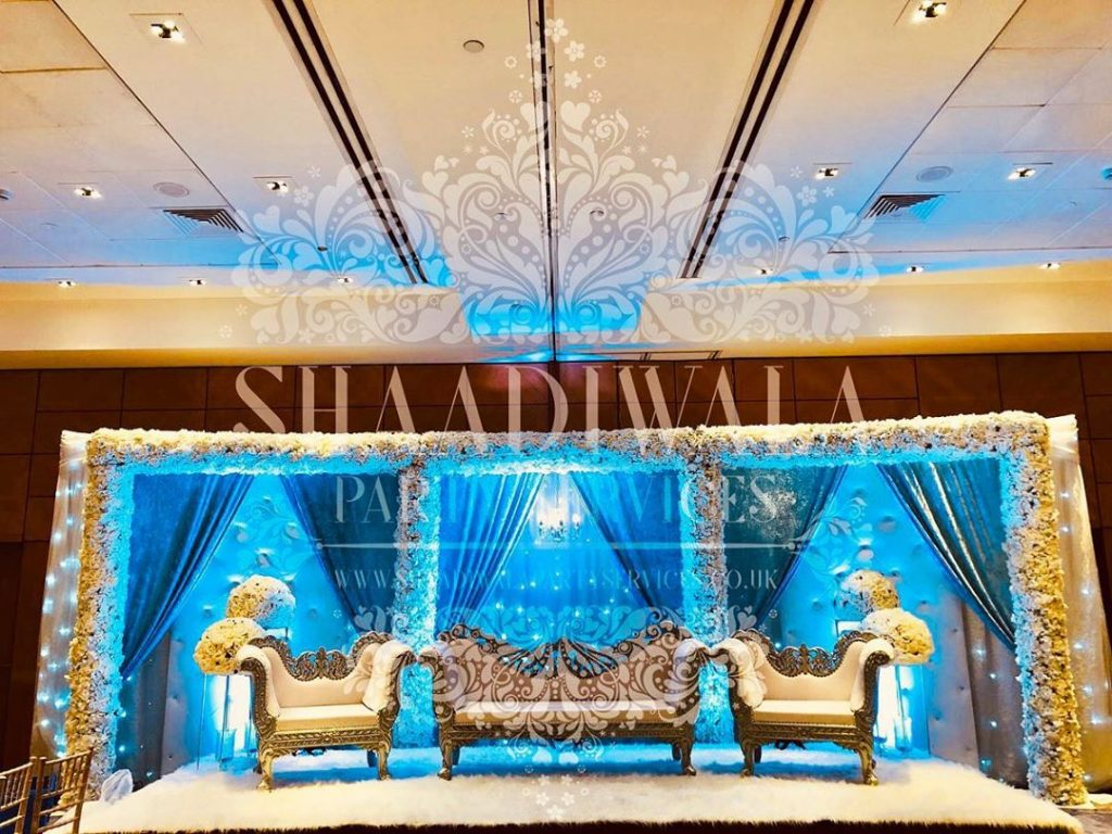 23 Gorgeous Stage Decor Ideas for a Luxurious Wedding, 1 83