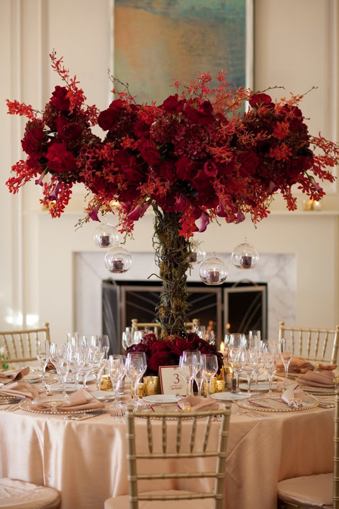 Handpicked Wedding Centerpieces to add that Extra Flair to your Table Decoration, 1 89
