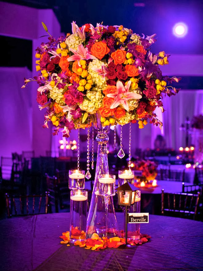 Handpicked Wedding Centerpieces to add that Extra Flair to your Table Decoration, 1 95