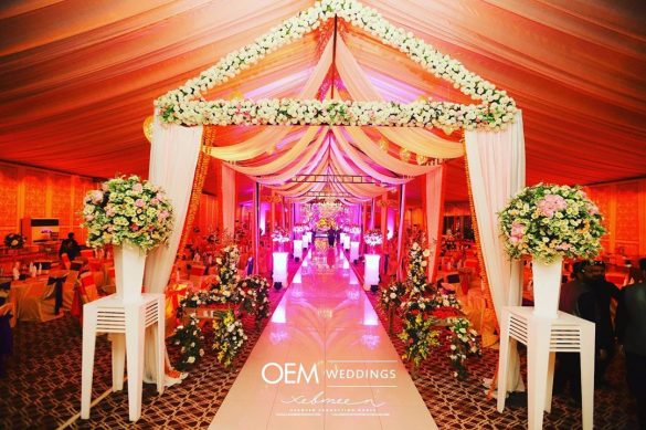Trending Walkway Decor Ideas that could be the Oomph Factor of Your Wedding, 2 1