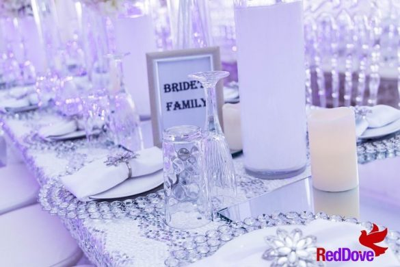 Elegant Ways to Choose White Color Theme for Your Wedding Venue, 2 13