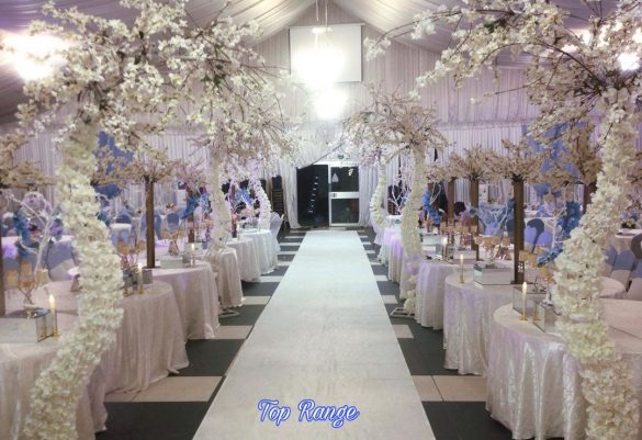 Trending Walkway Decor Ideas that could be the Oomph Factor of Your Wedding, 2