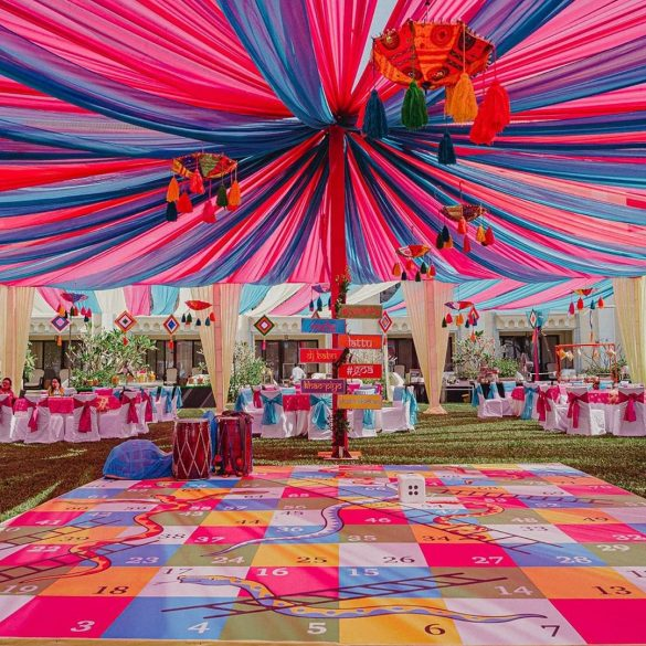 Unique and Quirky Indian Wedding Themes with a WOW Factor, 3a
