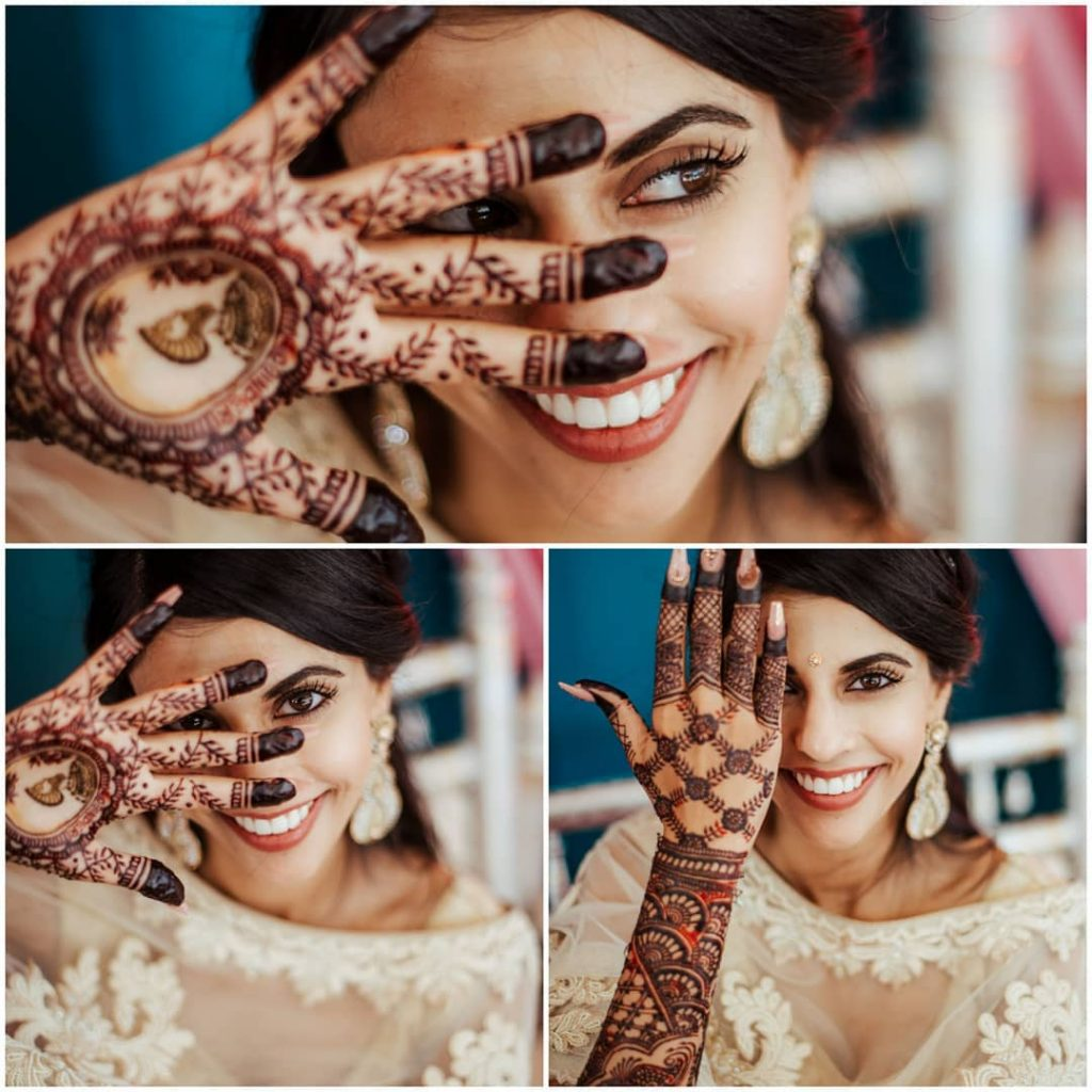 20+ Mandala Mehendi Designs for Brides, 6. Artistic Mandala Design on Palm