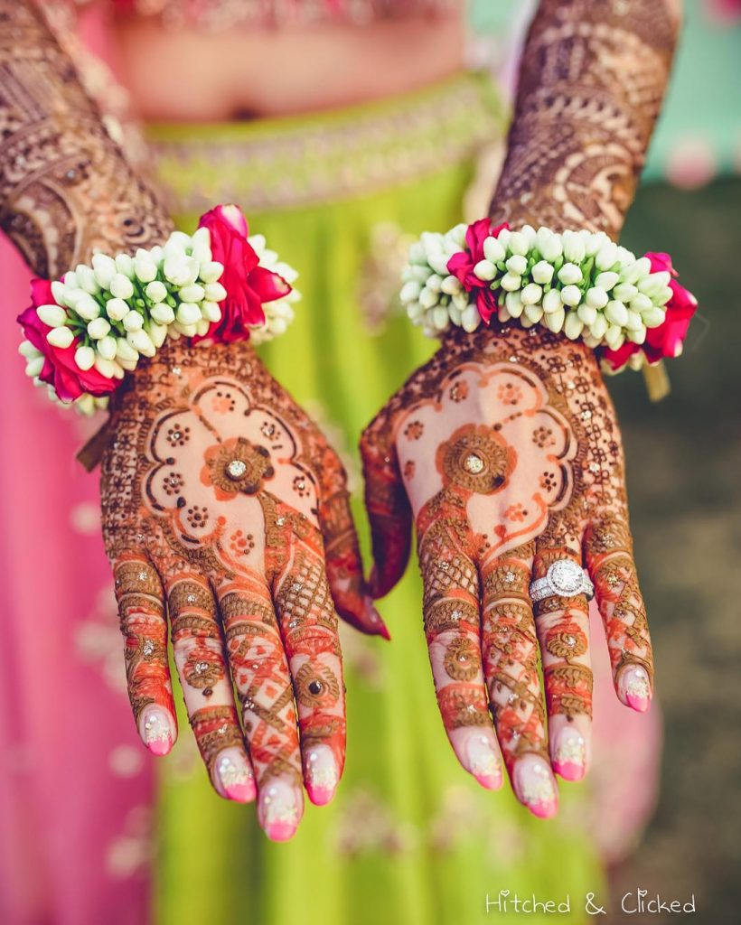 20+ Mandala Mehendi Designs for Brides, 9. Artistic Mandala Design
