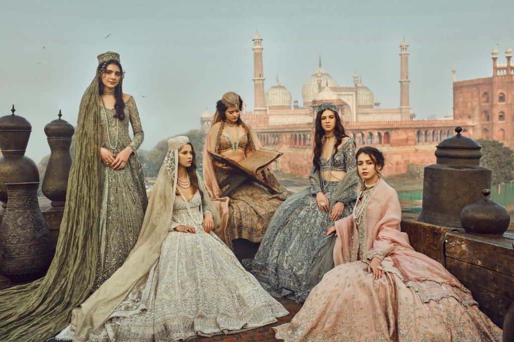 Best Of Payal Keyal Lehenga Designs In The Most Unique Hues Ever!, Shades of pastel