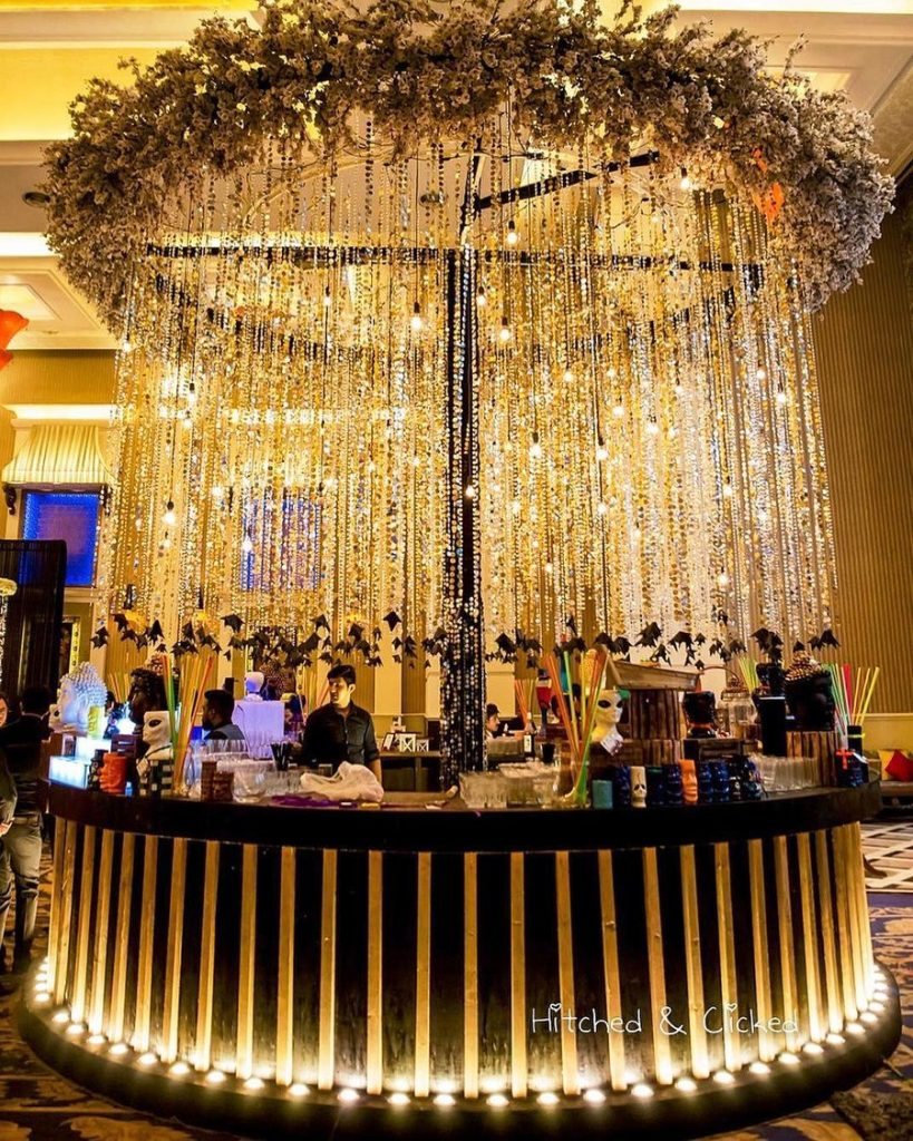 20 Unique and Quirky Wedding Bar Decor Ideas for Ritzy Cocktail Party, m 16