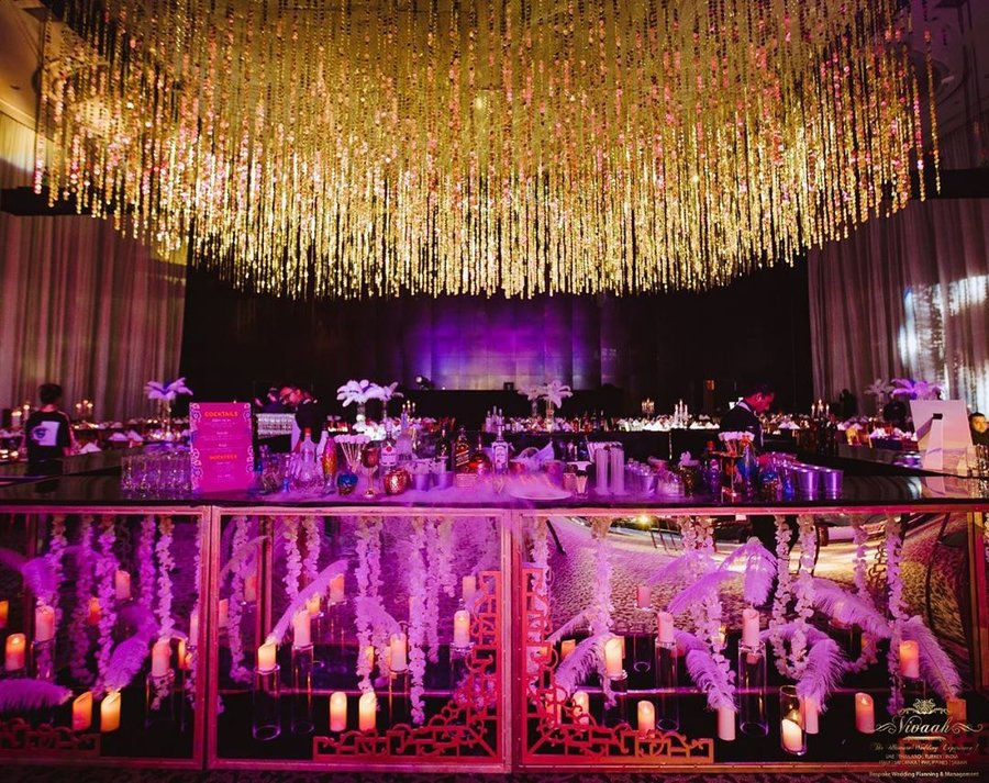 20 Unique and Quirky Wedding Bar Decor Ideas for Ritzy Cocktail Party, m 17