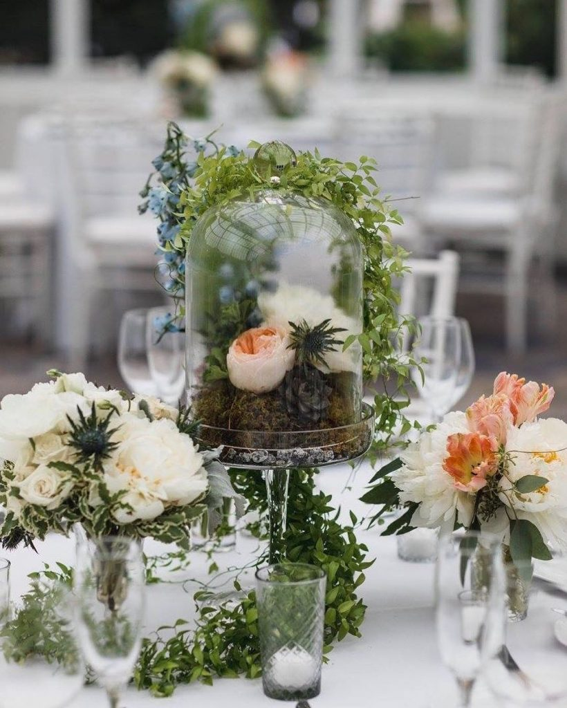 Gorgeous and Unique Wedding Centerpieces for the Gala Dinner, m 29