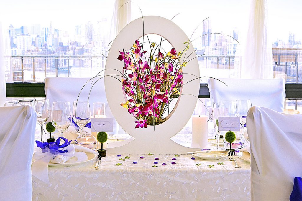 Gorgeous and Unique Wedding Centerpieces for the Gala Dinner, m 39