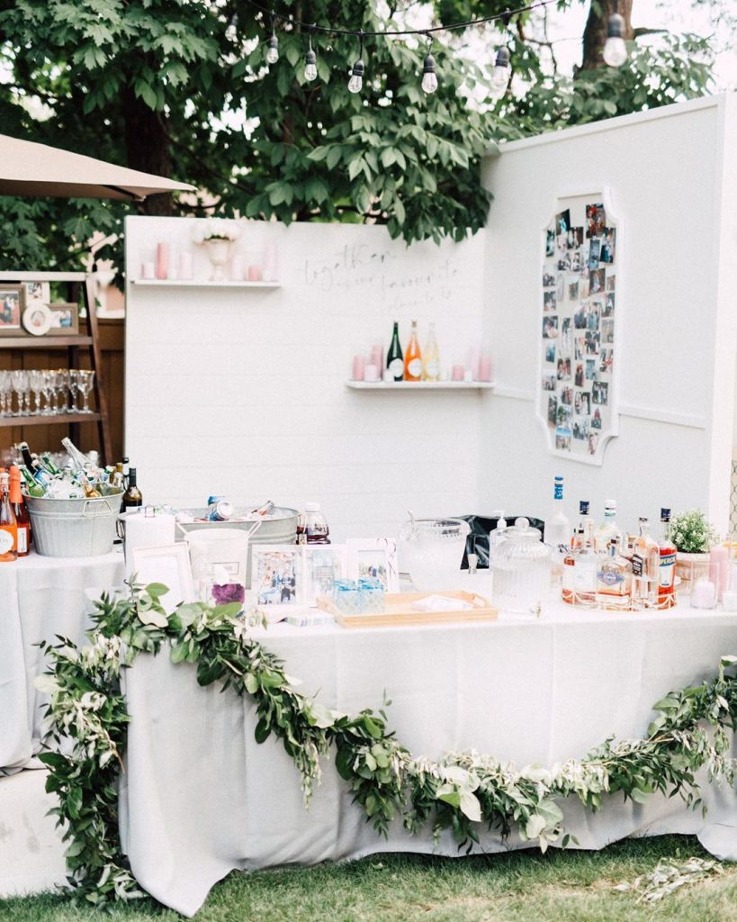 20 Unique and Quirky Wedding Bar Decor Ideas for Ritzy Cocktail Party, m 8