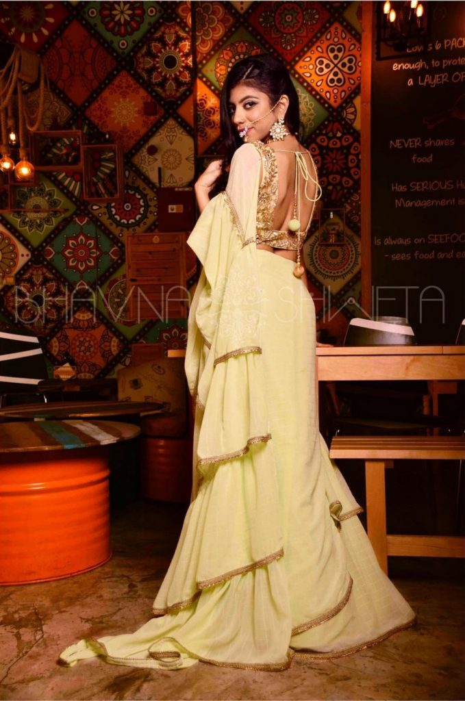35+ Quirky Concept Sarees That Are Just Perfect For Millenial Brides, IMG 20201030 113255 1