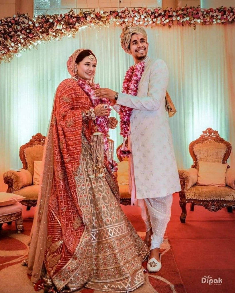 Super Cool Brides Who Rocked A Bandhani Dupatta With Suave!, wedding infos wedding infos 16030976647624