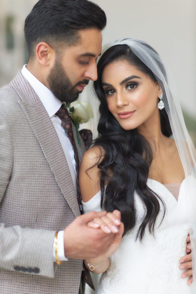 #LockdownWedding : Aman & Gurdeep's  Lockdown Wedding Is Giving Us Legit Wedding Goals, 3