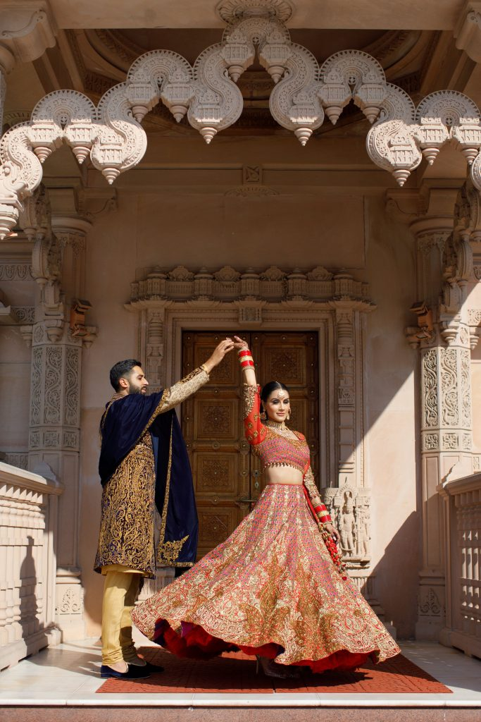 #LockdownWedding : Aman & Gurdeep's  Lockdown Wedding Is Giving Us Legit Wedding Goals, 6