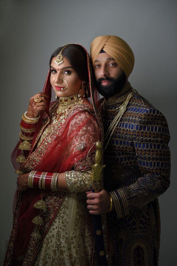 Wedding Of A Gorgeous Sikh Couple Who Are Definitely #madeforeachother, E6wcwLvA 1