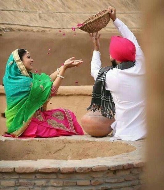 25+ Punjabi Style Pre Wedding Photo Ideas To Amp Up Your Wedding Album, IMG 20201128 WA0000