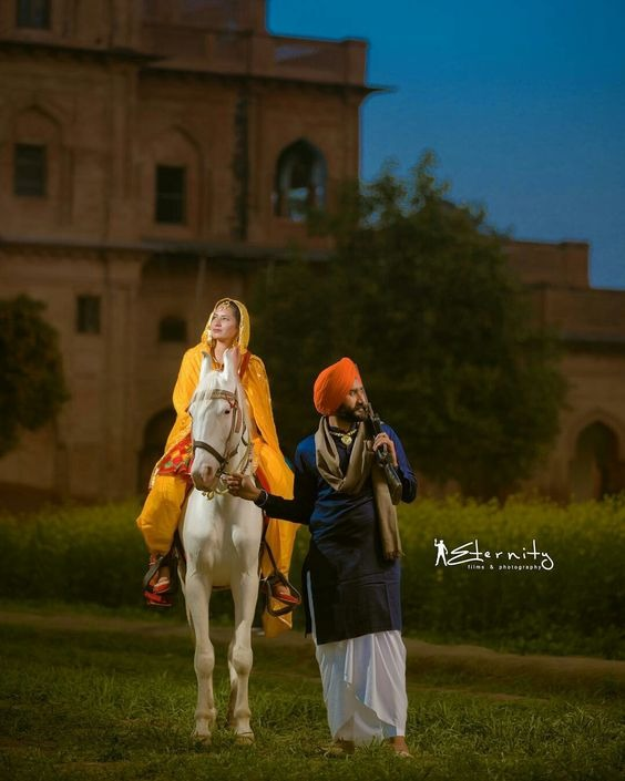 25+ Punjabi Style Pre Wedding Photo Ideas To Amp Up Your Wedding Album, IMG 20201128 WA0002