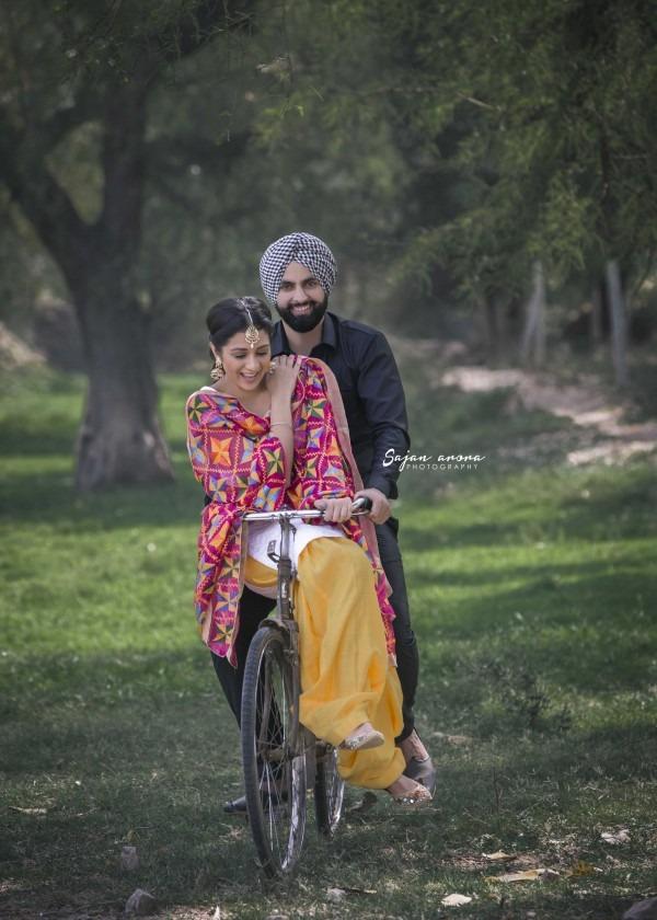 25+ Punjabi Style Pre Wedding Photo Ideas To Amp Up Your Wedding Album, IMG 20201128 WA0005 1