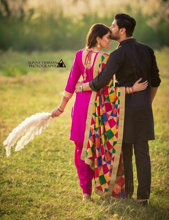 25+ Punjabi Style Pre Wedding Photo Ideas To Amp Up Your Wedding Album, IMG 20201128 WA0009