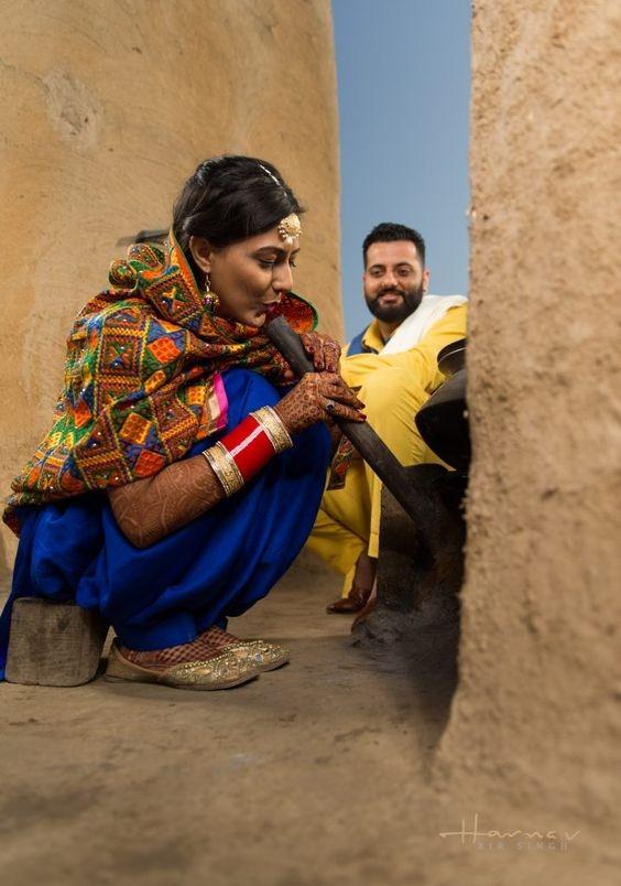25+ Punjabi Style Pre Wedding Photo Ideas To Amp Up Your Wedding Album, IMG 20201128 WA0010