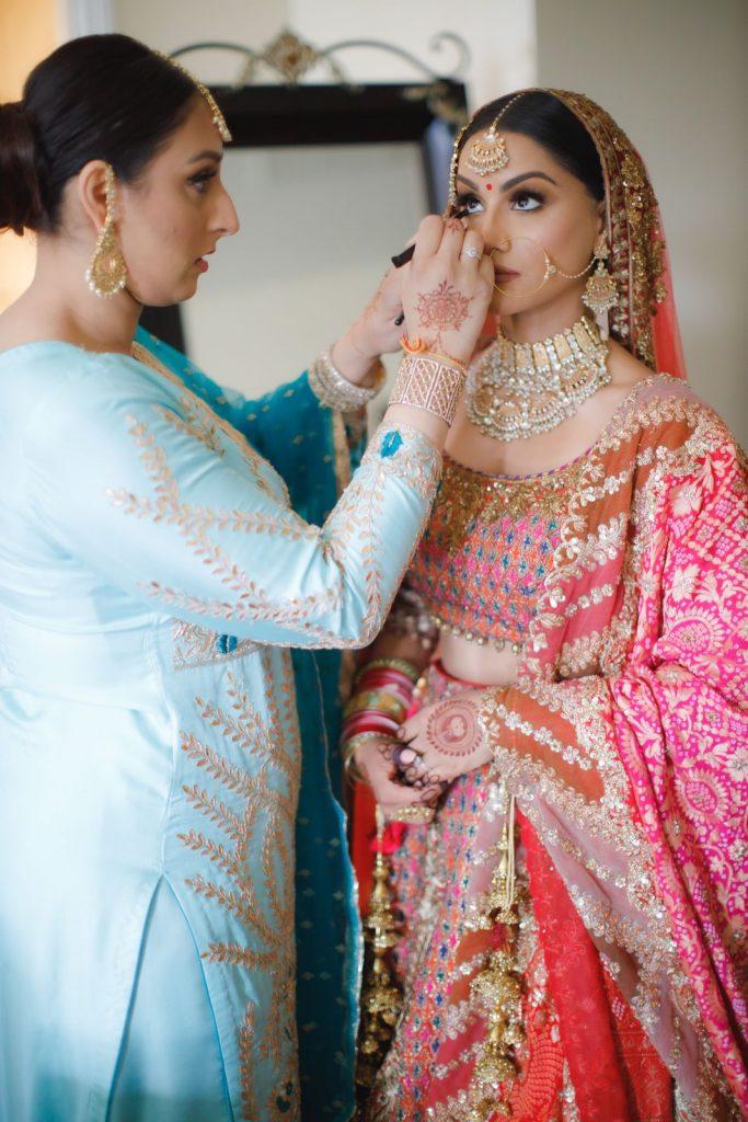 #LockdownWedding : Aman & Gurdeep's  Lockdown Wedding Is Giving Us Legit Wedding Goals, a32