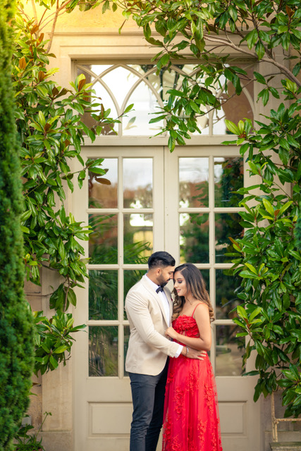 This Gorgeous Couple Had The Dreamiest Pre Wedding Shoot That's Right Out Of A Fairytale, GIRAN DALVEER 3