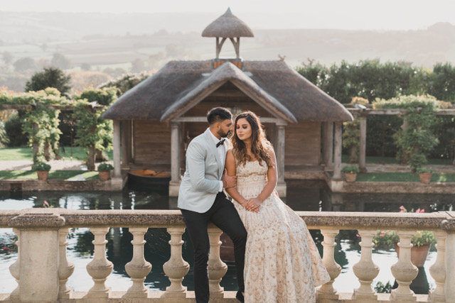 This Gorgeous Couple Had The Dreamiest Pre Wedding Shoot That's Right Out Of A Fairytale, GIRAN DALVEER 48