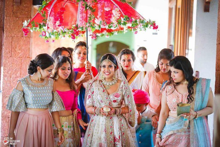 Top 11 Trending Quirky Bridal Entry Ideas For A Shandaar Entry, b4324ec0b23645d219a28e784d061263