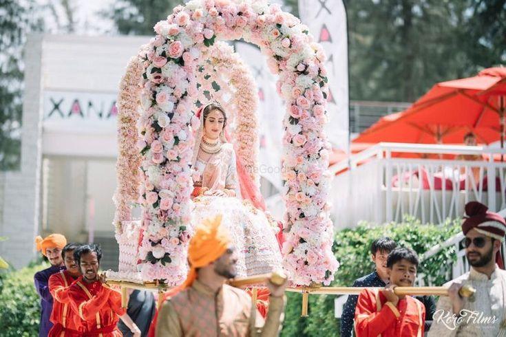 Top 11 Trending Quirky Bridal Entry Ideas For A Shandaar Entry, cdbbcf23ba867b1ccb91b59dde0c02f2