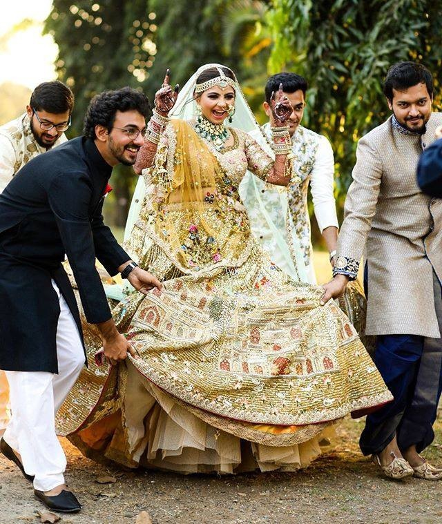 Top 11  Trending Quirky Bridal Entry Ideas For A Shandaar Entry, shaadiwish 1606828922889