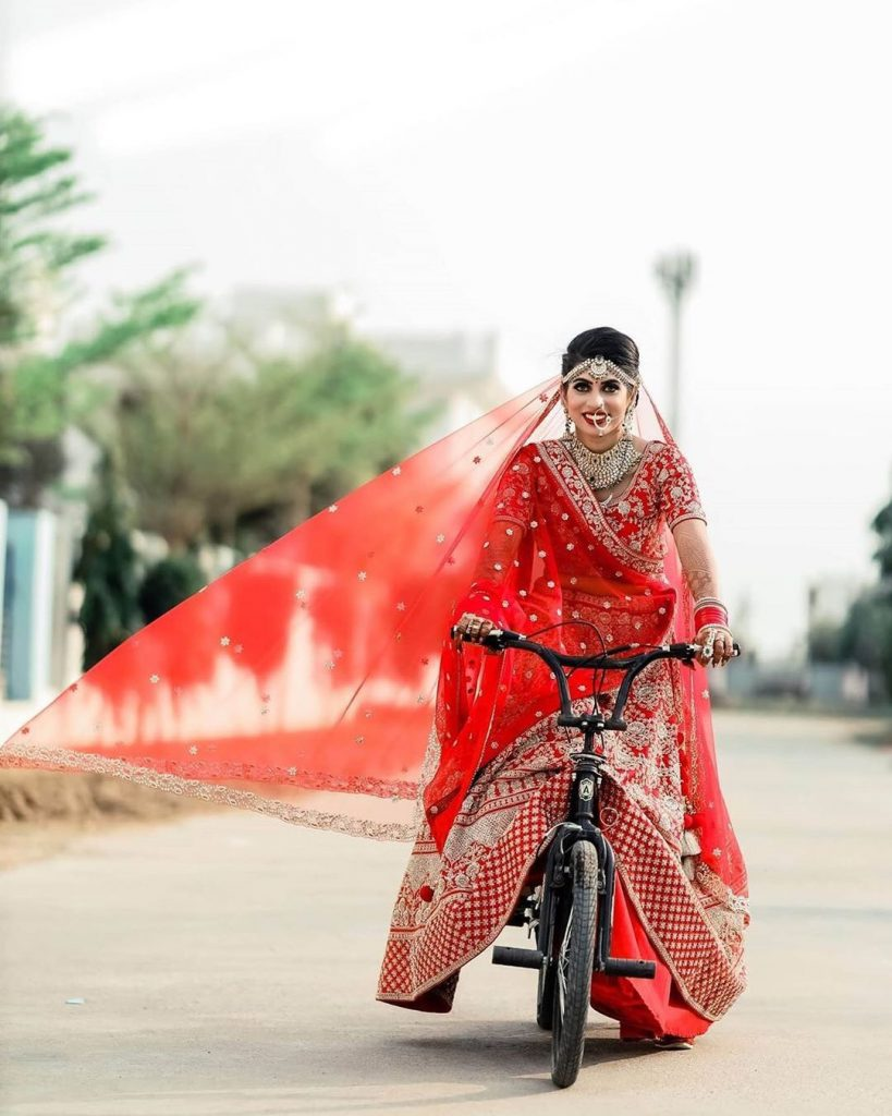 Top 11  Trending Quirky Bridal Entry Ideas For A Shandaar Entry, shaadiwish 1606828965991