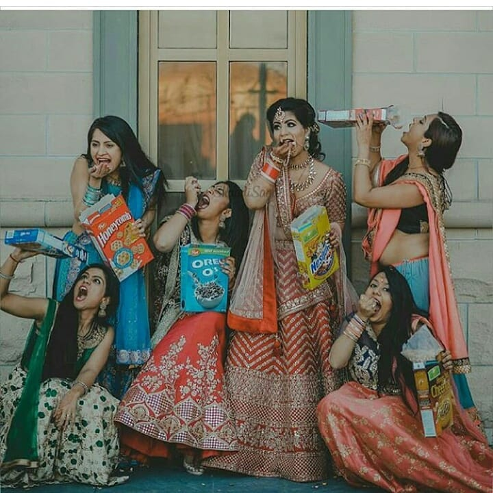 #Unique Bridesmaid Photoshoot Ideas That You and Your Girl Squad Will Love!, wed.book wed.book 16076688205910