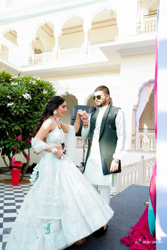 #LoveAtFirstSight - A Peek Into Umang And Soumil's Grand Destination Wedding, I8A1081