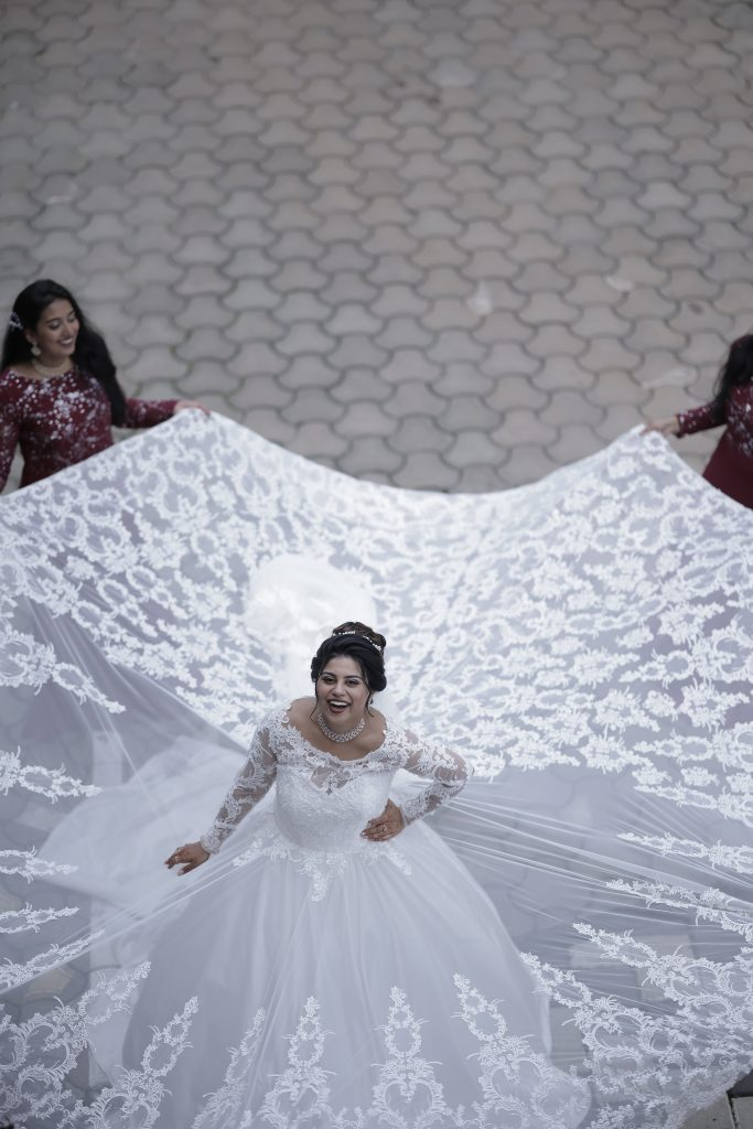 Check Out Greshma And Ajin's Wedding Where The Bride Flaunted Three Gorgeous Outfits!, 064A5831
