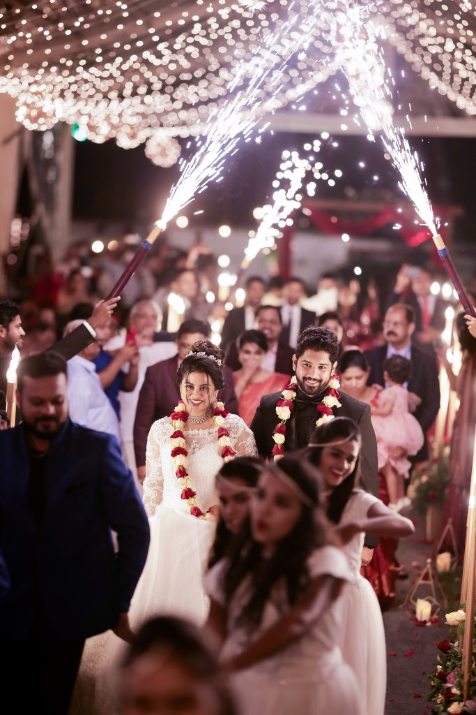 Check Out Greshma And Ajin's Wedding Where The Bride Flaunted Three Gorgeous Outfits!, 064A8459