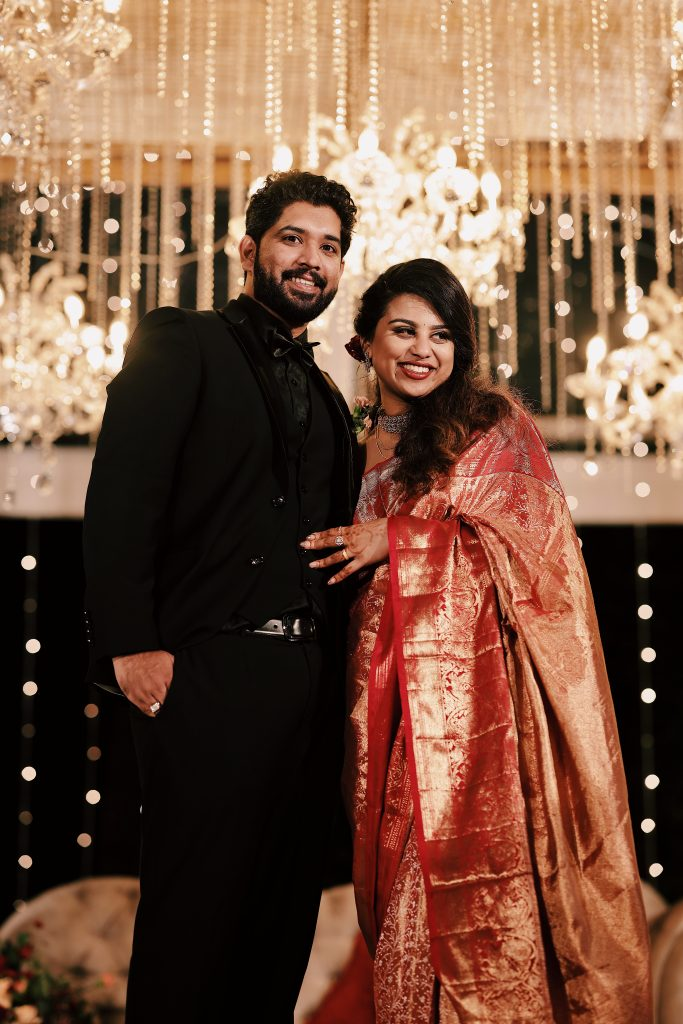 Check Out Greshma And Ajin's Wedding Where The Bride Flaunted Three Gorgeous Outfits!, 064A9909