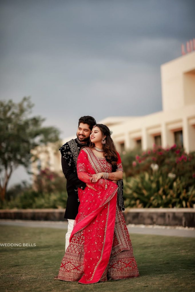 Check Out Greshma And Ajin's Wedding Where The Bride Flaunted Three Gorgeous Outfits!, 901bc923 0db1 4687 84de 3523ef1165e8