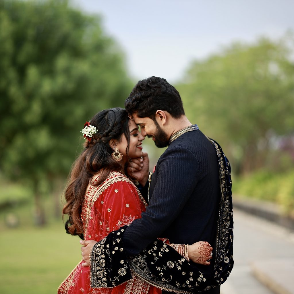 Check Out Greshma And Ajin's Wedding Where The Bride Flaunted Three Gorgeous Outfits!, AH2I2730