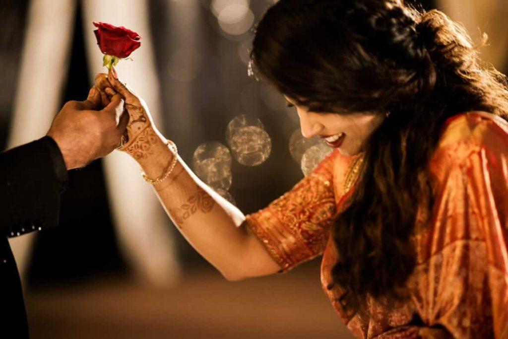 Check Out Greshma And Ajin's Wedding Where The Bride Flaunted Three Gorgeous Outfits!, FD369EEB C7DC 428E 8E5A ADFDF7D83765