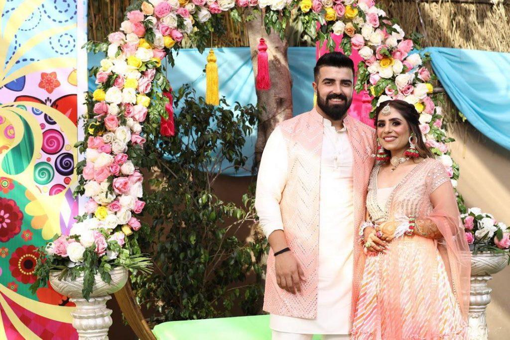 Saurabh and shefali wedding